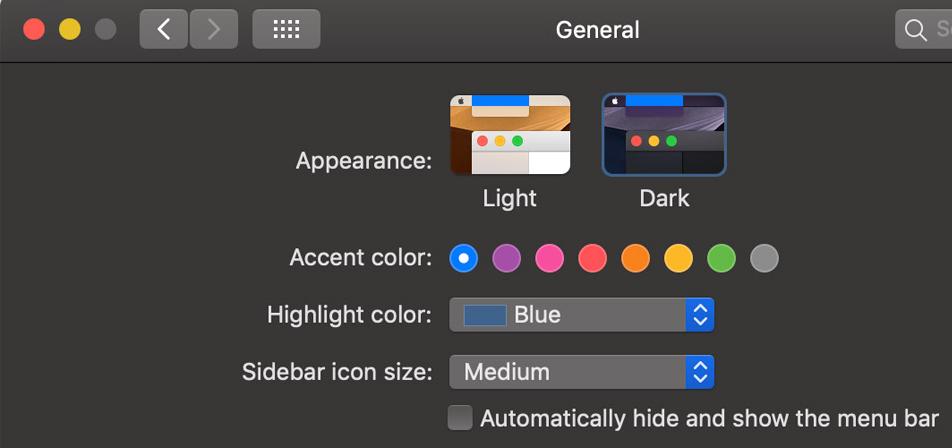 macOS-Dark-Mode