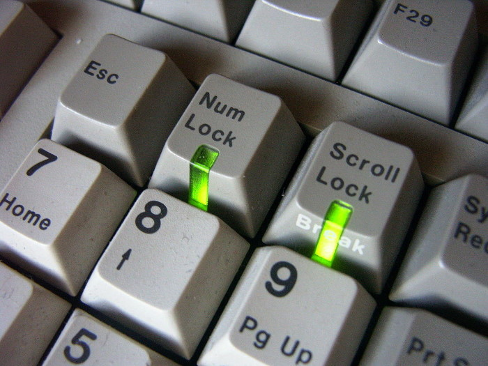 Scroll-Lock-Keyboard