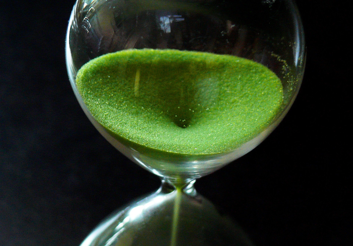 Hourglass-Time-Management