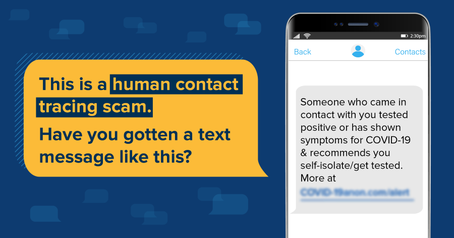 Contact-Tracing-Scam