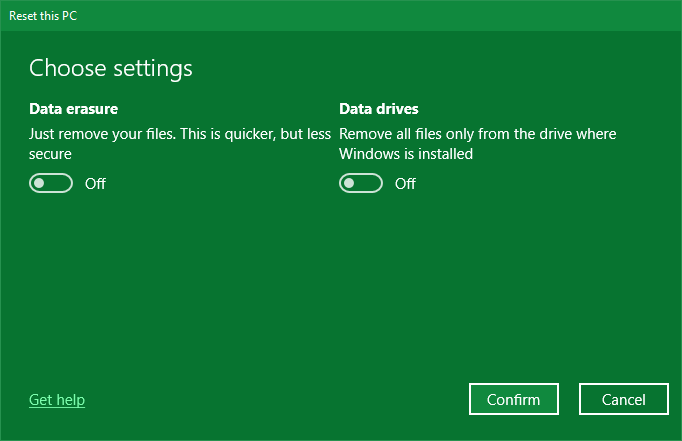 Windows-10-Remove-All-Data-Option