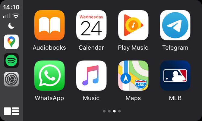 CarPlay-App-List