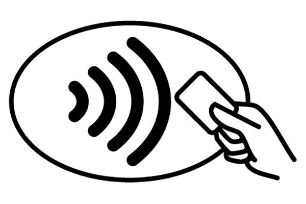 Contactless-Payment-Symbol