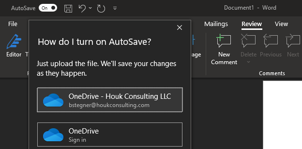Word-AutoSave-Microsoft-365