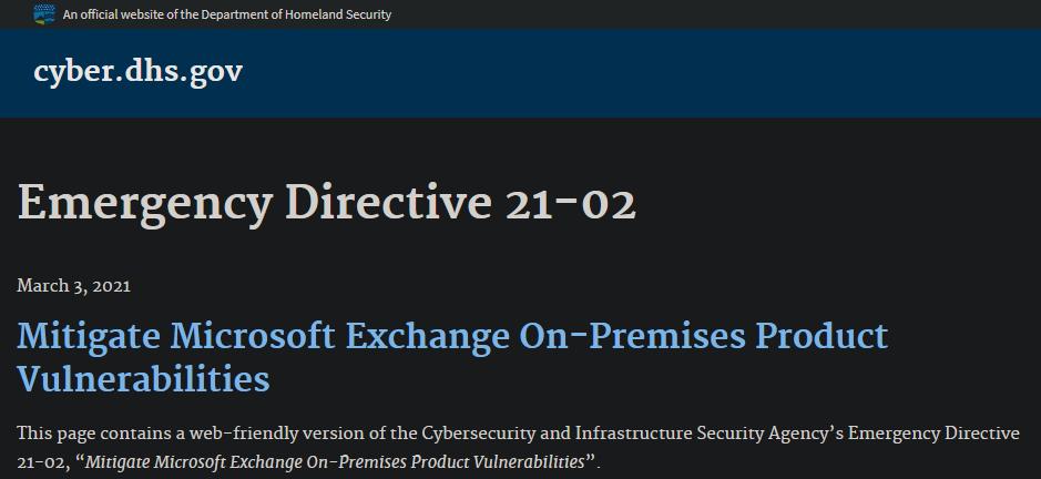Homeland-Security-Exchange-Warning