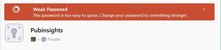 1Password-Weak-Password