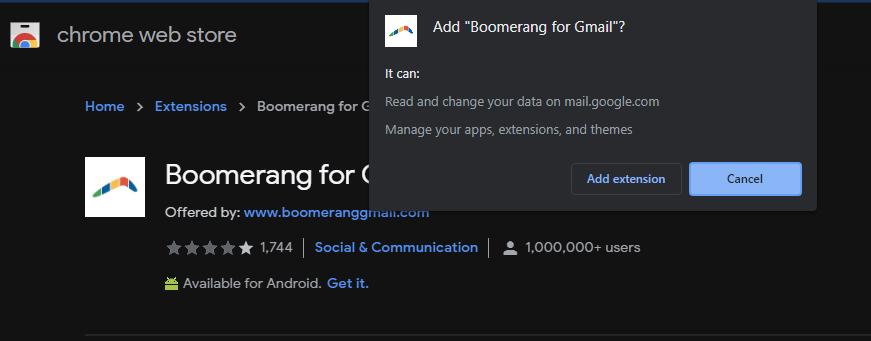 Boomerang-Gmail-Extension