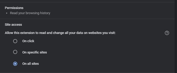 Chrome-Extension-Permissions
