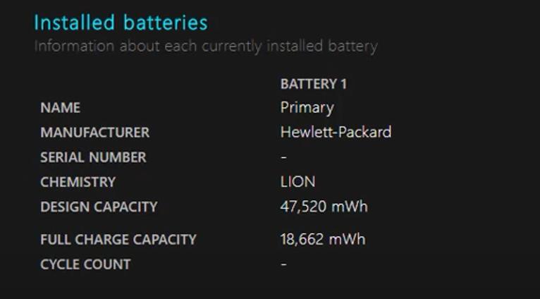 Windows-10-Battery-Report