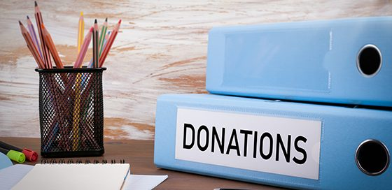 There's still time to get substantiation for 2018 donations