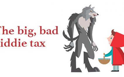 """Why the """"kiddie tax"""" is more dangerous than ever"""