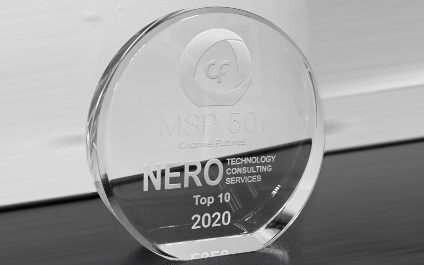 Nero Consulting Ranked Among World's Most Elite 501 Managed Service Providers