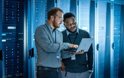 A Flexible Partnership With IT Professionals