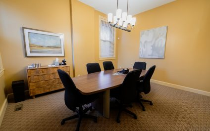Coulter Reporting Announces Louisville Conference Room Updates