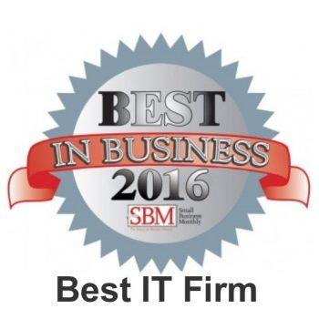 SBM Best IT Firms 2016