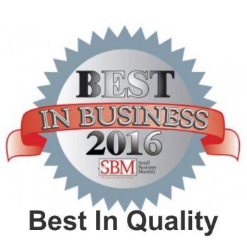 SBM Best In Quality 2016