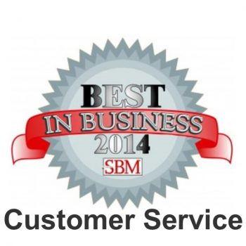 SBM Best Customer Service 2014