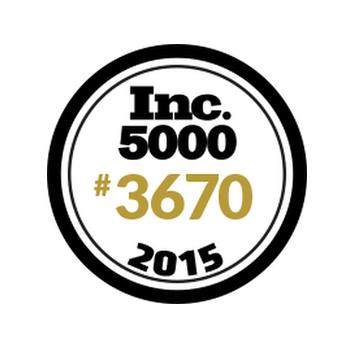 Inc. 5000 2015: #3670