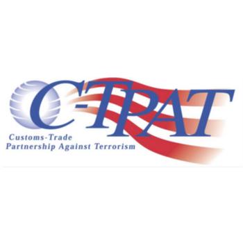 Certified C-TPAT member