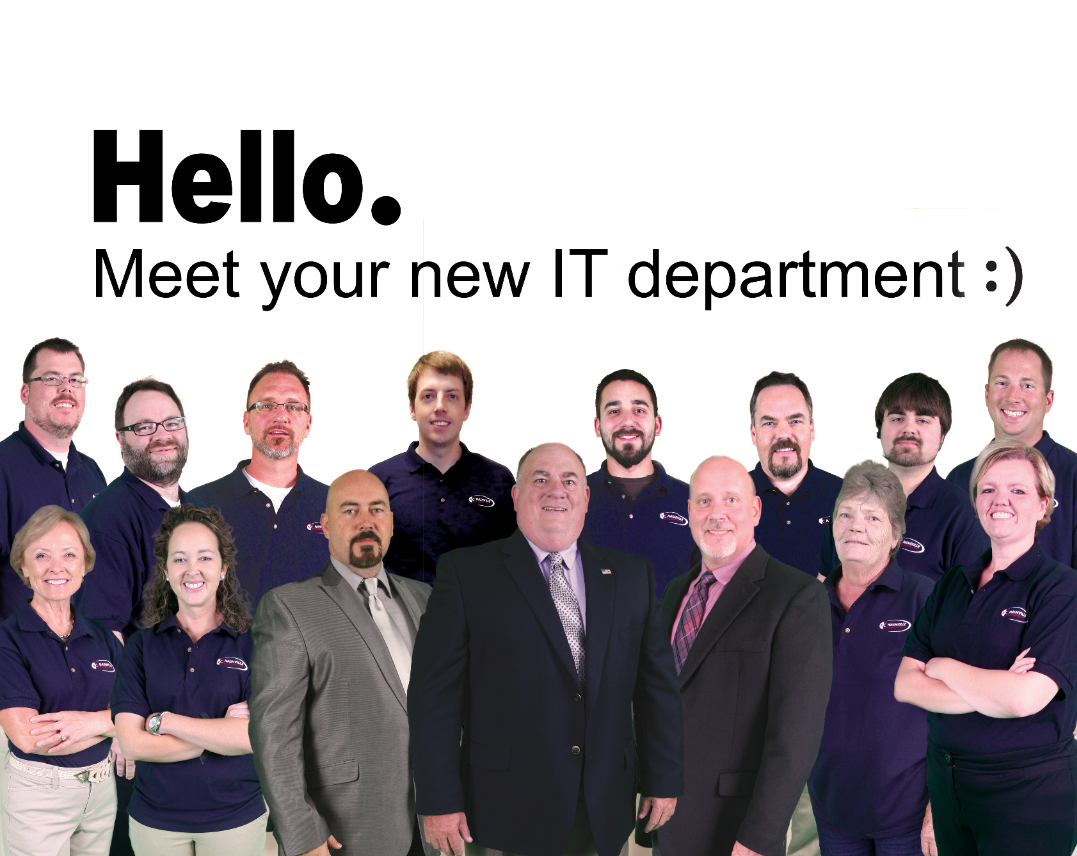 Nashville Computer Sales, Service, Support , Admin and Helpdesk Team
