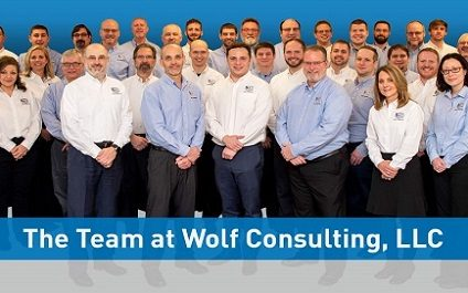 Wolf Consulting, LLC Recognized for  Excellence in Managed IT Services