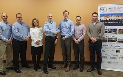 Wolf Consulting Accepts Investment from Evergreen Services Group