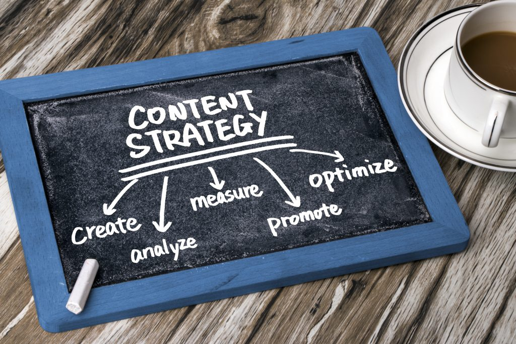 Content Promotion Graphic