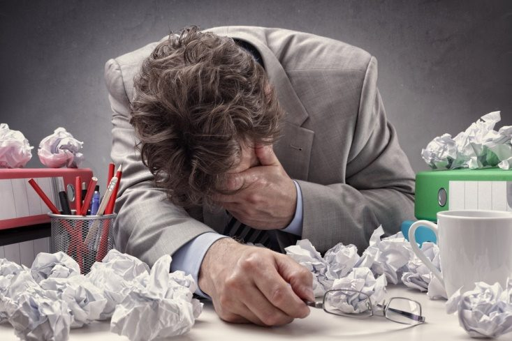 overcome writing frustration by hiring a content writer