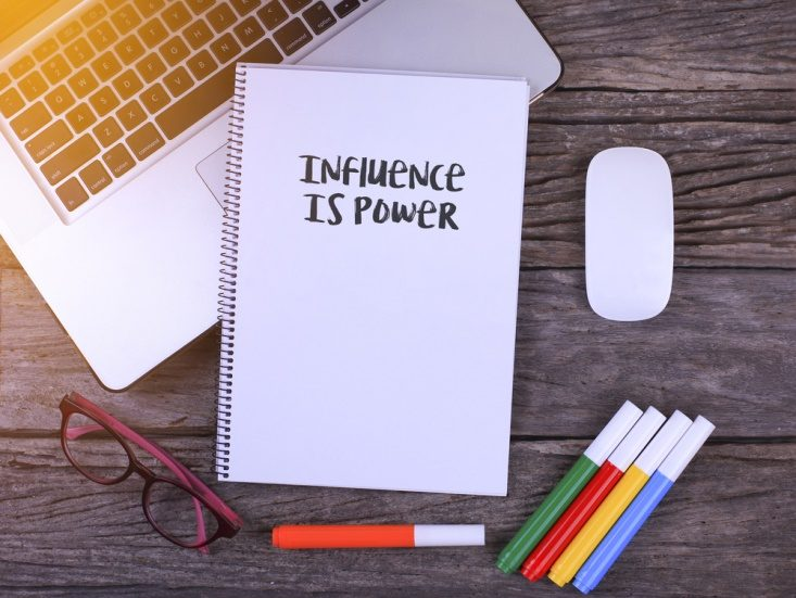 influence is power image