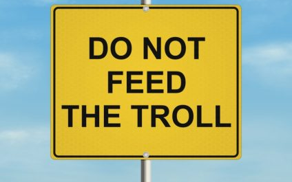 Don't Feed the Trolls: How to Handle Negative Responses