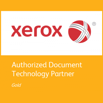 Xerox Authorized Document Technology Partner