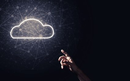 Got Your Head in The Clouds? Here Are 5 Ways Cloud Computing Solutions Can Help Your Company.