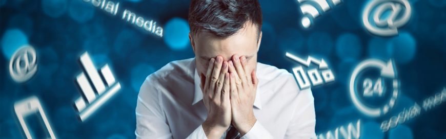7 Ways Information Age Technology Can Affect Stress Levels
