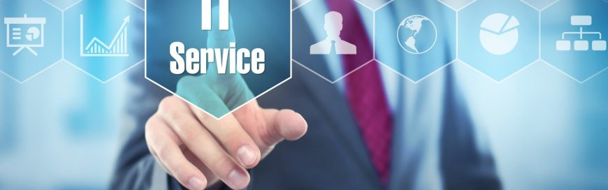 A Guide to the Different Types of Services Provided by IT Support
