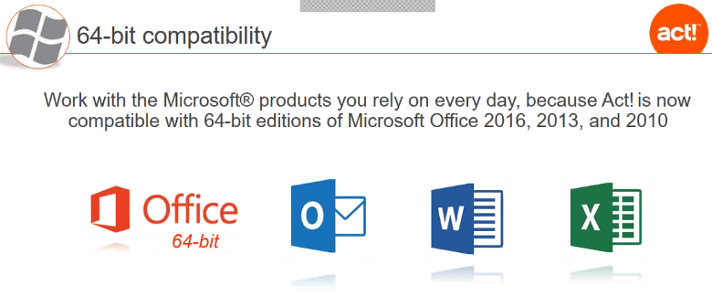 office 2013 act