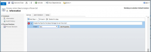 Microsoft Dynamics 365 Add Steps