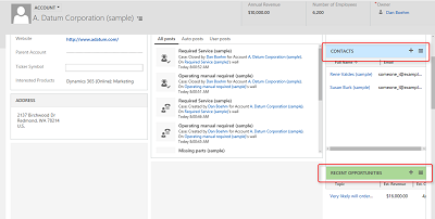 Dynamics 365 Update – Form and View Redesign