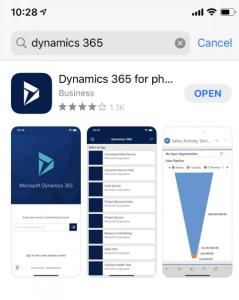 Dynamics 365 Card Scanner