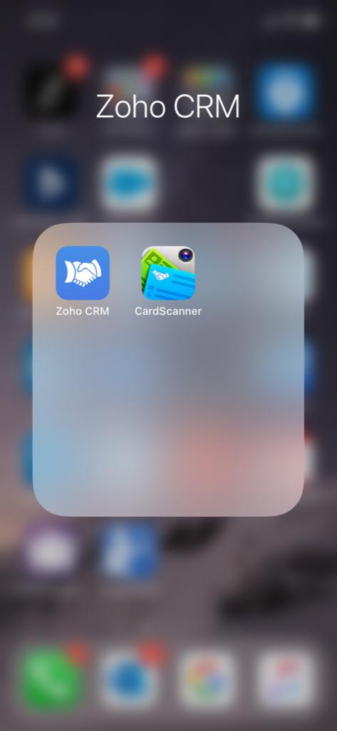 Zoho App