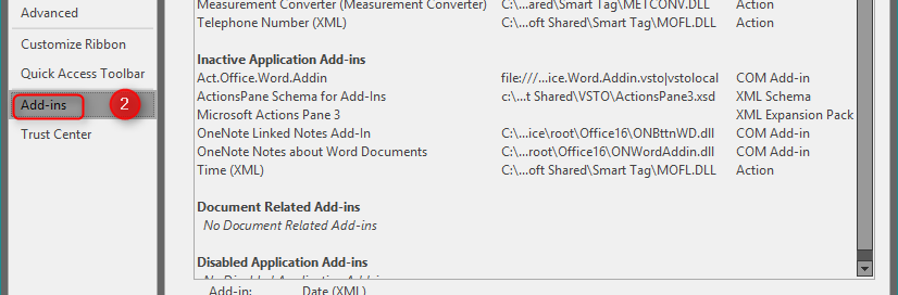Merge to Word Error Fix for Designer