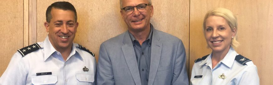 Fred Varin attends VetsNet Roundtable