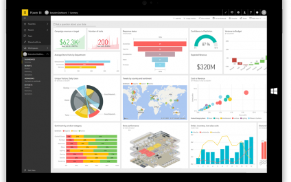 Power BI: The Leading Business Intelligence Tool