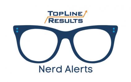 Nerd Alerts: Technology Tips from TopLine's Favorite Nerds