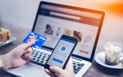 Protect Your Financial Information When Shopping On-Line