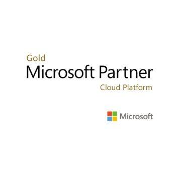 Microsoft Partner Gold Cloud Platform