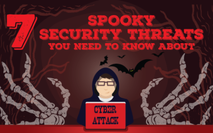 [Infographic] 7 Spooky Security Threats You Need To Know About
