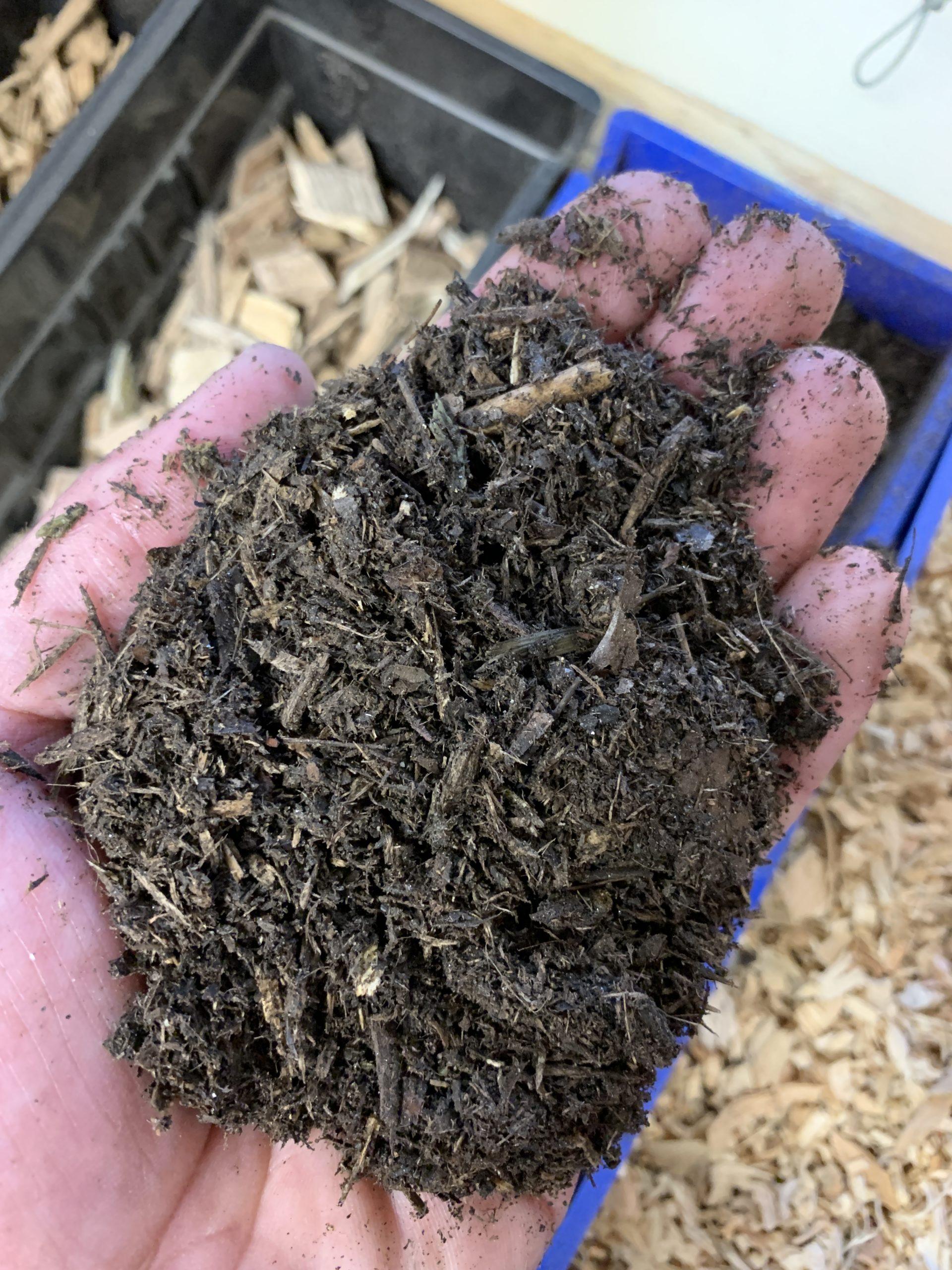 Premium Fine Mulch