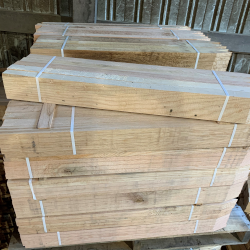 Quality Hardwood Lumber, Lumber Mill - Baltimore County - Survey Stakes