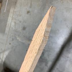 Quality Hardwood Lumber, Lumber Mill - Baltimore County - Survey Stakes