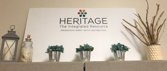 What's New at Heritage?